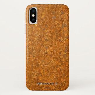 Urban camouflage iPhone x case