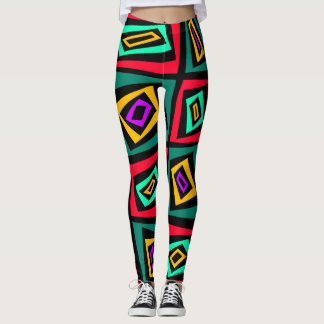 Urban Camouflage IV Leggings