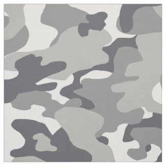 Urban Camouflage Pattern Fabric