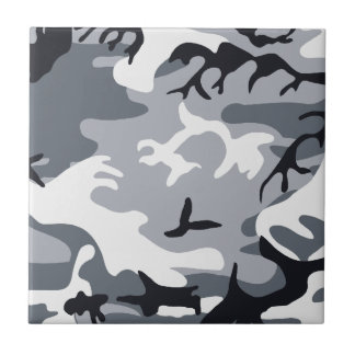 Urban Camouflage Tile
