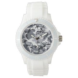 Urban Camouflage Watch