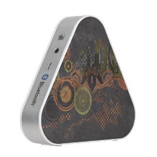 Urban City Grunge Background Bluetooth Speaker