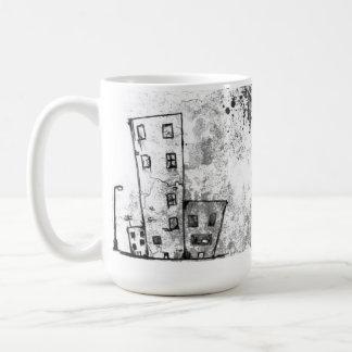 Urban City Vector Mug