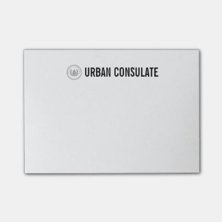 Urban Consulate Post-Its