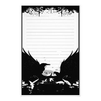 Urban Crow Stationary Personalised Stationery