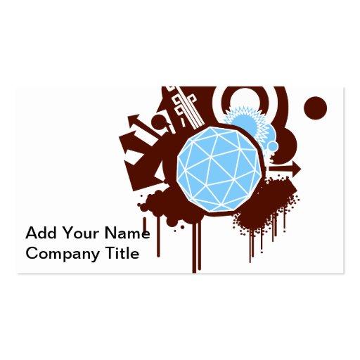 Urban Design Business Card