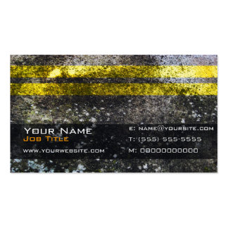 Urban Design Double-Sided Standard Business Cards (Pack Of 100)