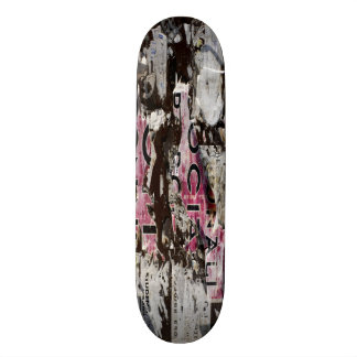 Urban Destruction Skateboard