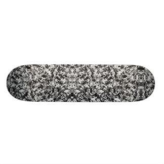 Urban Digital Camouflage Skateboard Decks