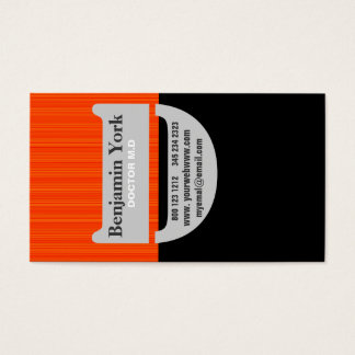 Urban Dilemma Biz Profile Business Card
