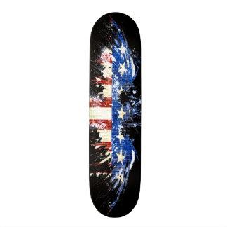 Urban Eagle Grunge Custom Pro Park Board Skateboards