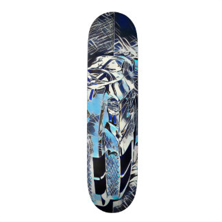 Urban Element Sports Car Custom Pro Park Board 20.6 Cm Skateboard Deck