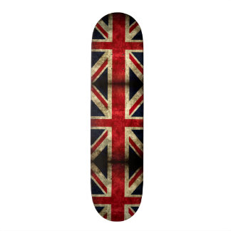 Urban England Grunge Custom Pro Park Board Skateboard Deck
