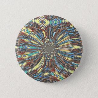 Urban fantastic Lovely design Colors 6 Cm Round Badge