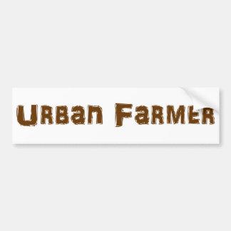 Urban Farmer Bumper Sticker