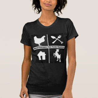 Urban Farmers for Food Freedom T-Shirt