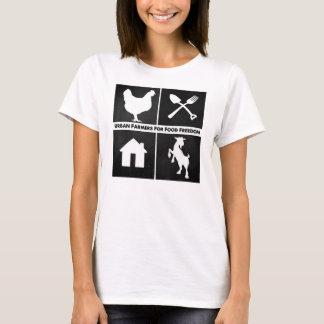 Urban Farmers for Food Freedom T-Shirt