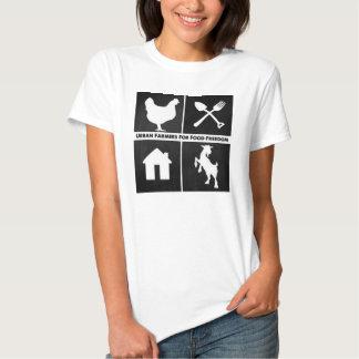 Urban Farmers for Food Freedom Tee Shirt