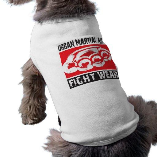 Urban Fight Wear Doggie Shirt