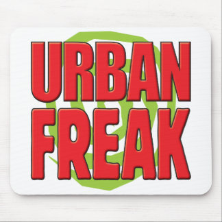 Urban Freak R Mouse Pad