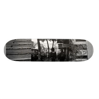 URBAN FRENZY SKATE BOARD DECKS