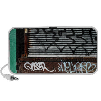 urban graffiti speakers