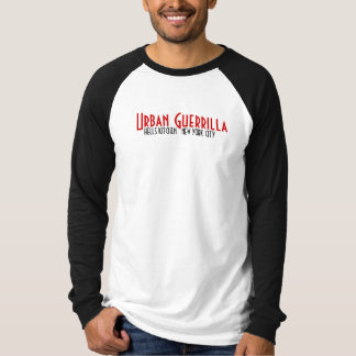 Urban Guerrilla NYC Logo Shirt