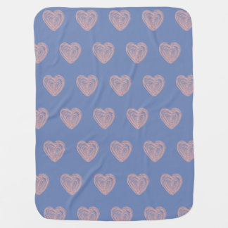 Urban Heart Baby Blanket 2