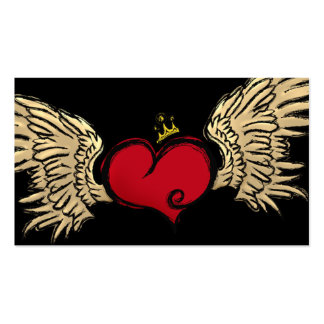 Urban Heart Designer Business Cards