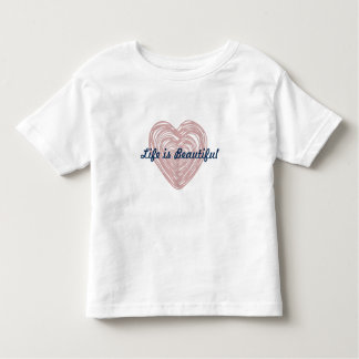 Urban Heart Shirt toddlers
