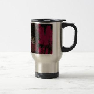 Urban Hot Pink Mugs