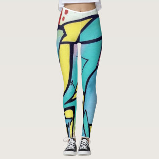 Urban Leggings Design