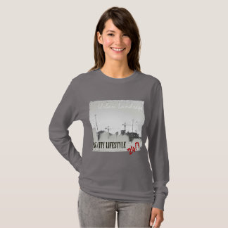 Urban Lifestyle Long Sleeve Shirt