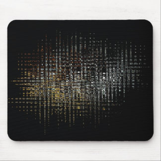 Urban Lights Mouse Pad