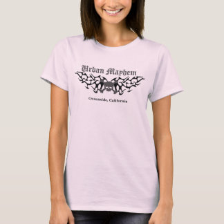 Urban Mayhem ladies T-Shirt