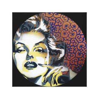 Urban Monroe 1 Canvas Print