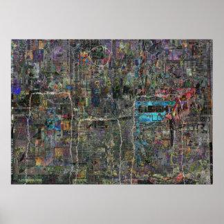 """""""Urban Myth"""" Print"""