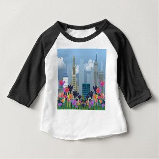 Urban nature baby T-Shirt