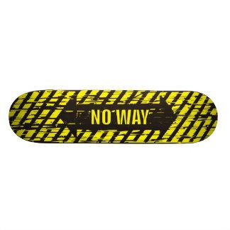 Urban - No Way Skateboard