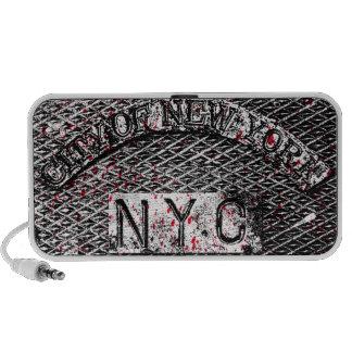 Urban NYC Laptop Speaker