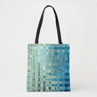 Urban Oasis Tote Bag by Artist C.L. Brown