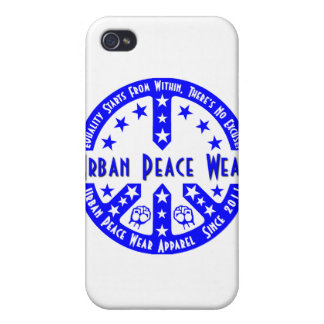 Urban Peace Wear Covers For iPhone 4