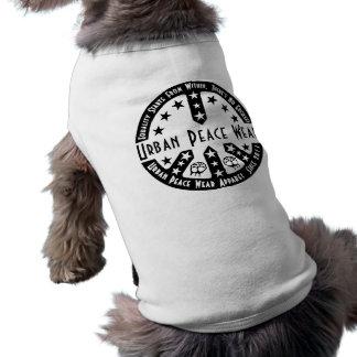 Urban Peace Wear Dog T Shirt