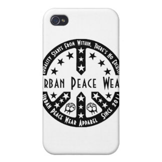 Urban Peace Wear iPhone 4 Covers