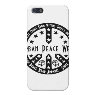 Urban Peace Wear iPhone 5 Cases
