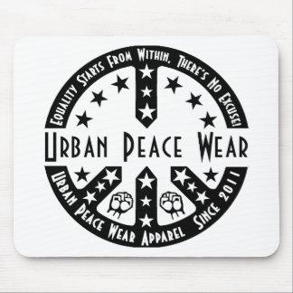Urban Peace Wear Mouse Pads