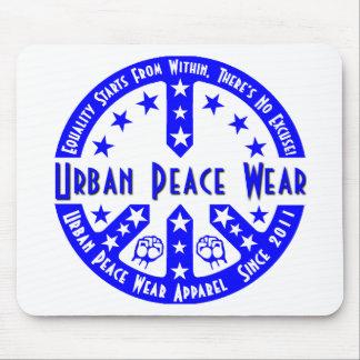 Urban Peace Wear Mousepads