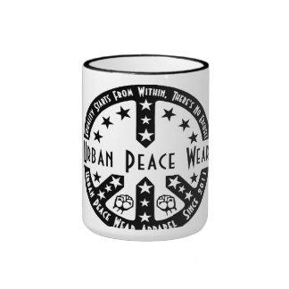 Urban Peace Wear Mugs