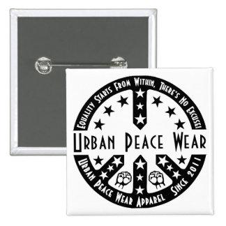 Urban Peace Wear Pins