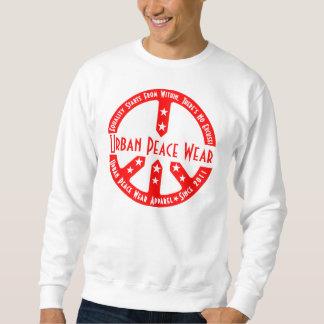 Urban Peace Wear Pull Over Sweatshirt